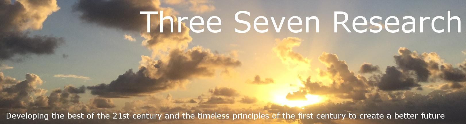 Three Seven Research